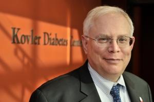 Kovler Diabetes Center Director, Dr. Lou Philipson