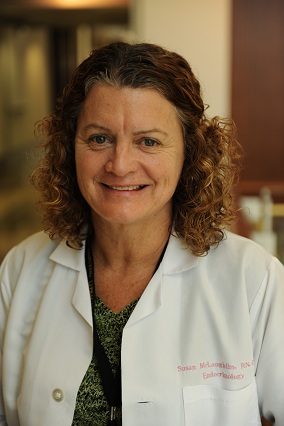 Susan McLaughlin of the Kovler Diabetes Center