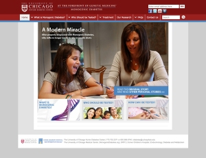Enhanced Monogenic Website from Kovler Diabetes Center