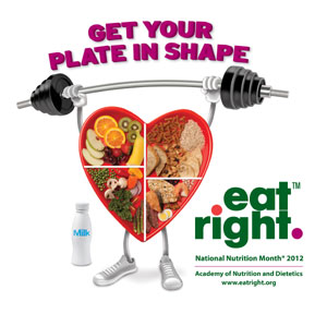 """Get Your Plate in Shape"" with Kovler during National Nutrition Month"